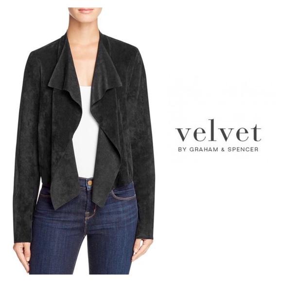 3ce70dcaf9d6 Velvet by Graham & Spencer Jackets & Coats | Velvet By Graham ...